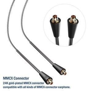 Image 4 - TENNMAK Pro podwójne sterowniki profesjonalne słuchawki douszne sportowe MMCX Vs SE215 SE535     wersja 2020