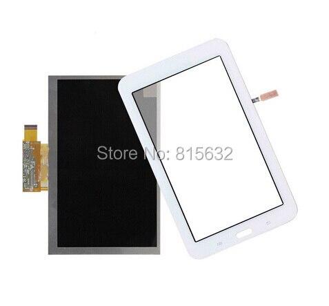 LCD d'origine Display + Écran Tactile Digitizer pour Samsung Galaxy Tab 3 Lite 7.0 SM-T110 T110 Livraison Gratuite + Suivi