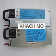 For  DL380G6 Power Supply 511777-001 499249-001 460W HSTNS-PL14
