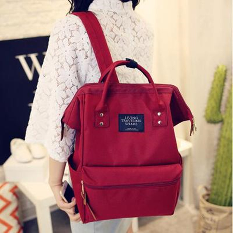 Fashion Brand Large Capacity Baby Bag Travel Backpack Designer Nursing Bag For Baby Mom Backpack Women Carry Care Bags