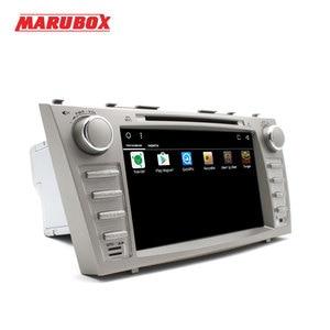 Image 5 - MARUBOX 8A101DT8 차량용 멀티미디어 플레이어, Toyota Camry 2006 2011, 2GB RAM, 32G, Android 8.1, 8 , 1024*600, GPS, DVD, 라디오, WiFi