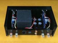 Reference Copy QUAD405 Power amplifier AMP Copy degree 99% RCA Output Real Good sound 100W+100W ONSEMI MJ15024