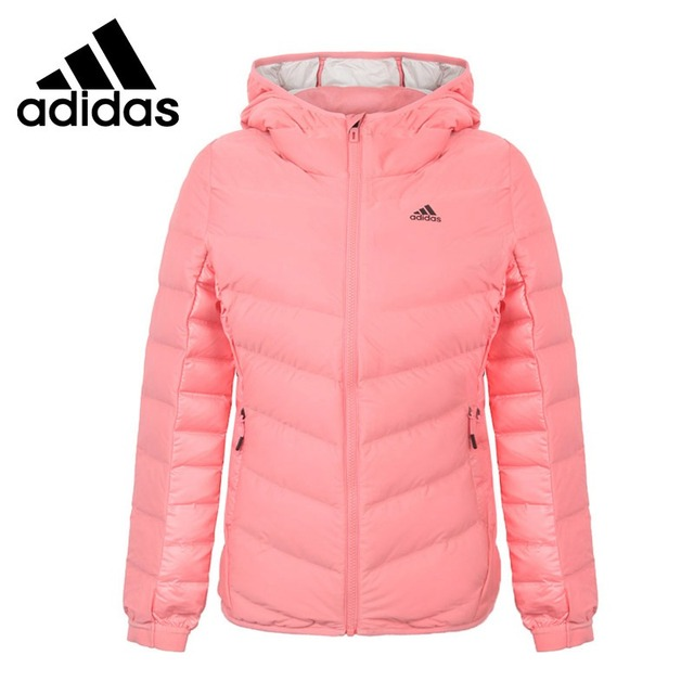 Original New Arrival 2018 Adidas NUVIC JACKET Women's Down coat Hiking Down Sportswear