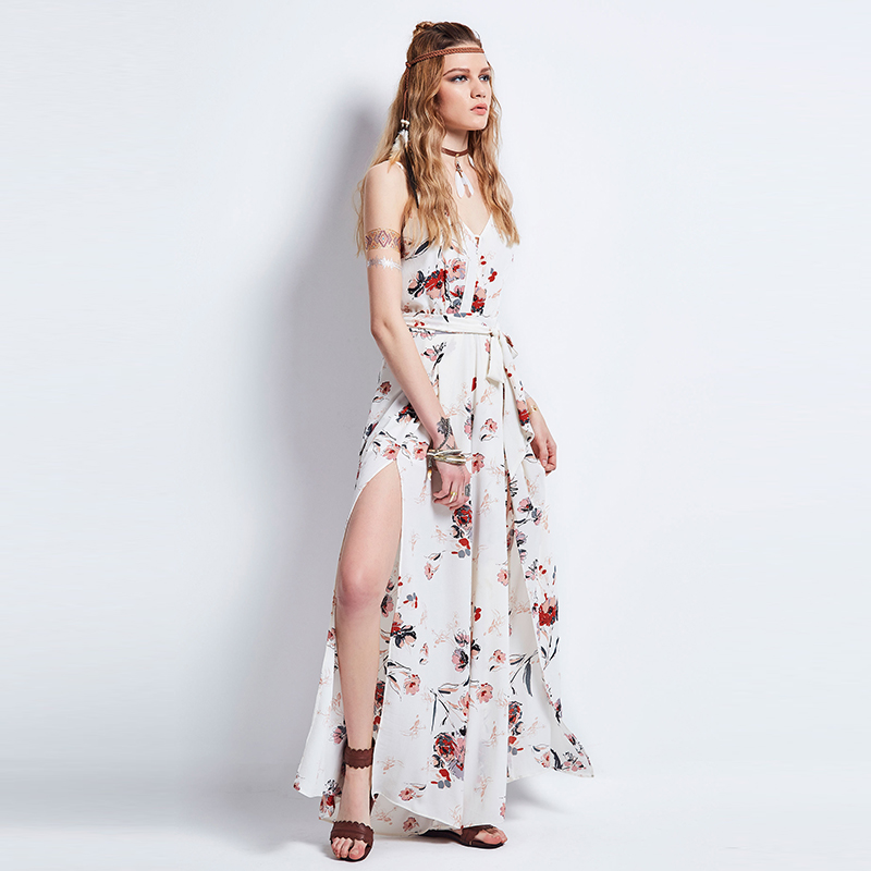 HTB15gHmQFXXXXcfXpXXq6xXFXXXX - FREE SHIPPING Long Dress Flower Off Shoulder V neck JKP078