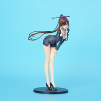 Anime Sexy Girl Doll Shining Heart flare tony Sakuya teacher ver PVC Action Figure Collection Model Doll Kids Toys 18cm