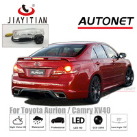 JiaYiTian Car camera For Toyota Aurion / Camry XV40 2007~2013/CCD/Night Vision/Backup Parking Camera/ License Plate Light OEM