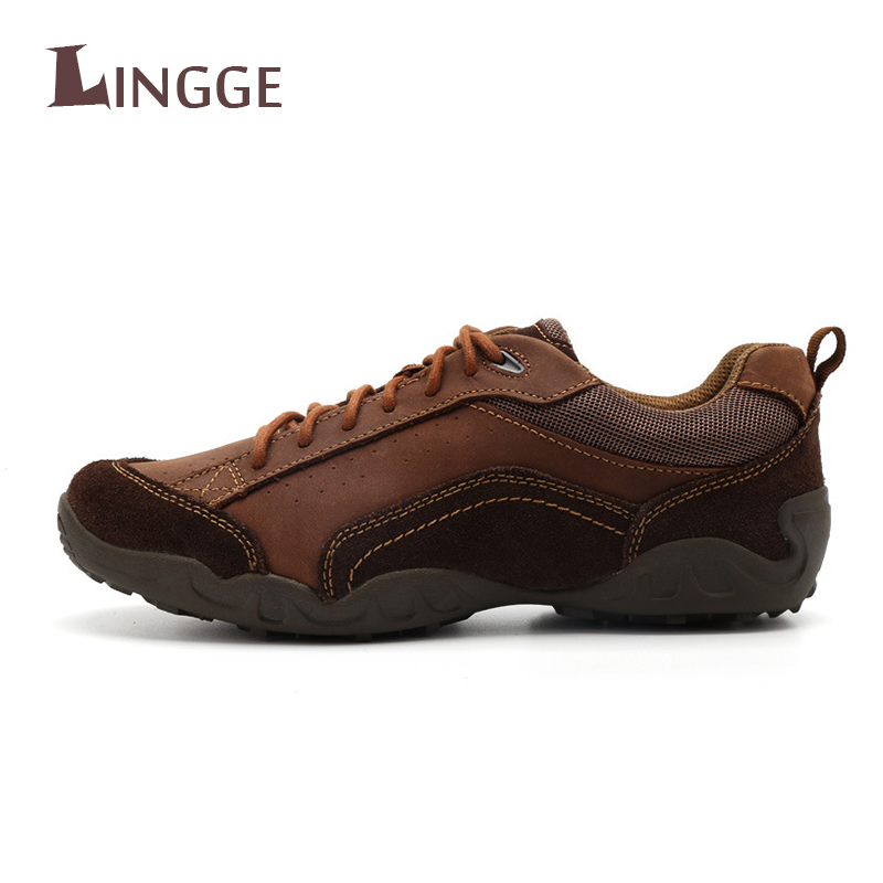 New High Quality Brand Fashion Genuine Leather Men Shoes Men Casual Breathable Soft Shoes Autumn Spring Men Flats Lace-up Shoes 10w led 60 degrees flood beam work light w cree xml t6 10 30v
