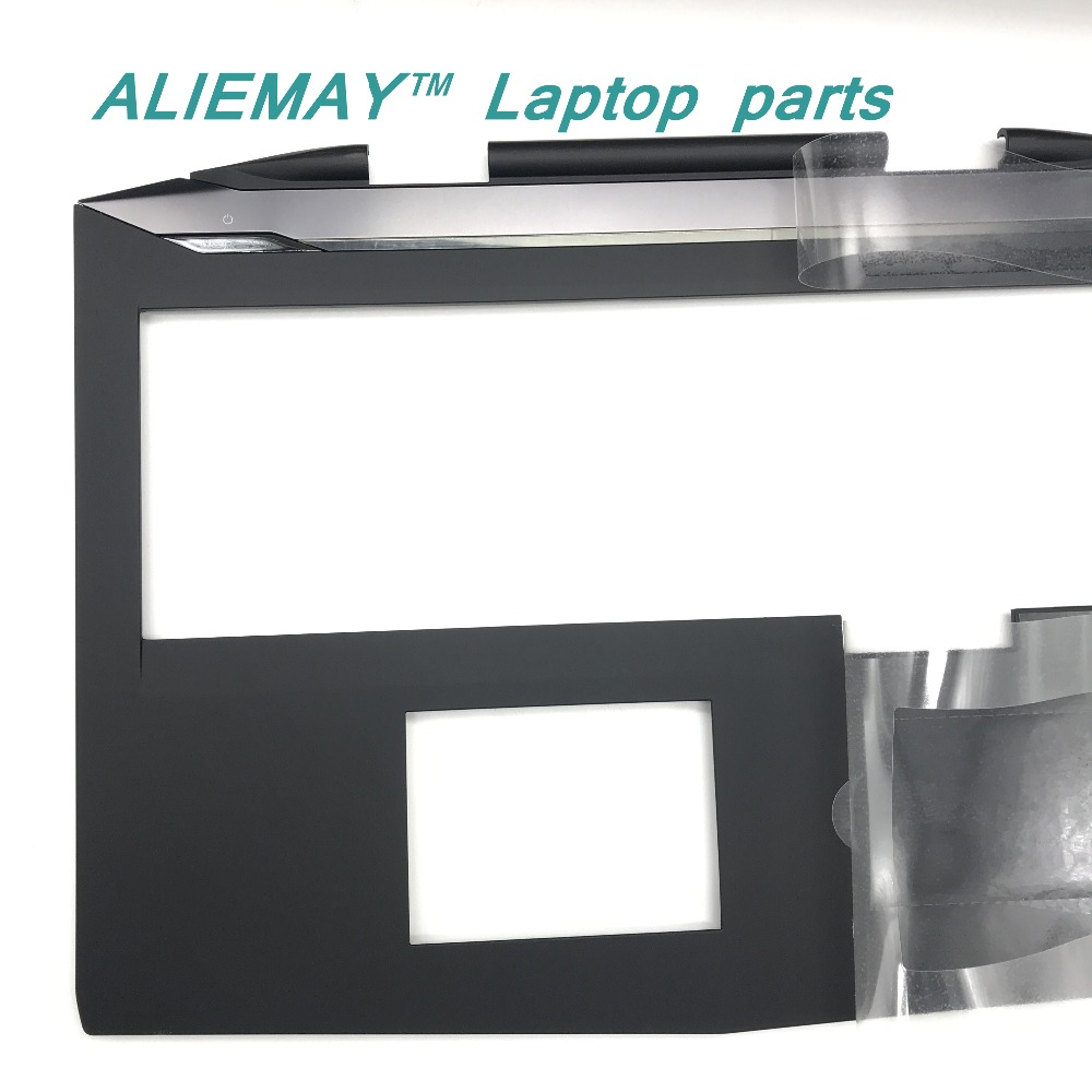 NEW Original Laptop case of For Dell ALIENWARE 17 R1 for alienware 17D palmrest A12CT3 laptop new original top case plamrest upper case assembly for dell for latitude e7240 touchpad y4ft2 0y4ft2 jhyt1