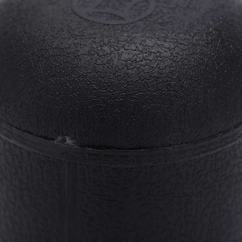1 pc würfel tasse 7,5 Cm X 10 Cm Kunststoff Material Schwarz Spiel Spielzeug Kunststoff Würfelbecher Schütteln Tasse heißer verkauf