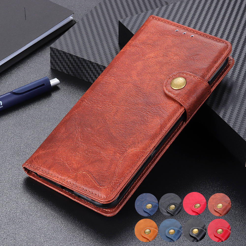 xa1 plus fone capa Luxury Magnetic Business Book case For Sony Xperia XA1 Plus Premium Leather Card Wallet Flip Stand Cover Case
