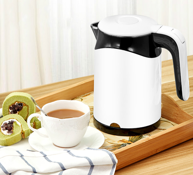 Student dormitory electric kettle portable mini capacity water cup tour 1 person with automatic home small power electric kettle cup in the student dormitory of double decker