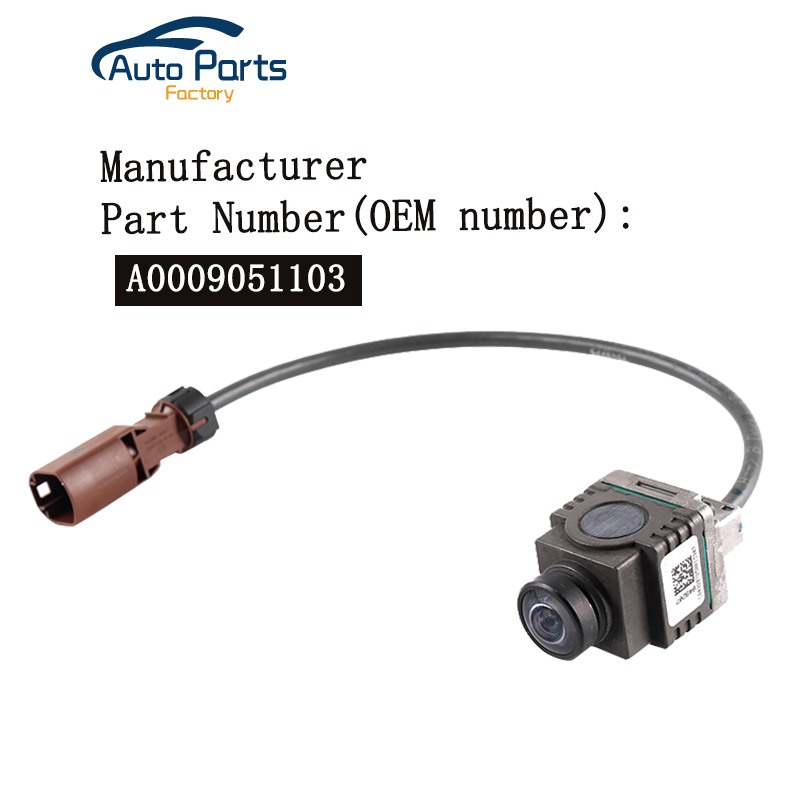 New Front Camera For Mercedes-Benz ML GL GLE GLS w166 E-Class W212 W207 CLS W218 A0009051103 0009051103