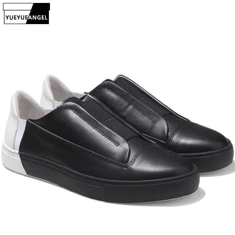 New Designer Men Mixed Colors Casual Real Leather Shoes Fashion Slip On Loafers Moccasin Driving Shoes Male Low Top SneakersNew Designer Men Mixed Colors Casual Real Leather Shoes Fashion Slip On Loafers Moccasin Driving Shoes Male Low Top Sneakers