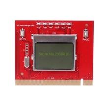 Горячая ЖК-дисплей Дисплей PCI PC компьютер анализатор тестер Диагностический карты Высокое качество C26