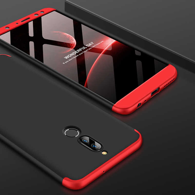 good service online shop super cheap GKK Rugged Case for Huawei mate 10 lite Case 360 Degree Full Protection  Hard PC 3 in 1 Back Honor 9i nova 2i Cover Coque Fundas