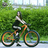 Love Freedom 7/21/24/27 Speed Mountain Bike 26 * 4.0 Fat Tire Bikes Shock Absorbers Bicycle Free Delivery Snow Bike 1