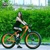 Mountain Bike Super Wide Tire Bike Snowmobile ATV 26 4 0 Bicycle 7 21 24 27