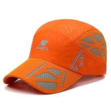 [AETRENDS] 2017 Summer Baseball Cap Men Breathable Quick-Drying Mesh Hats Women Sunshade Caps Z-5075