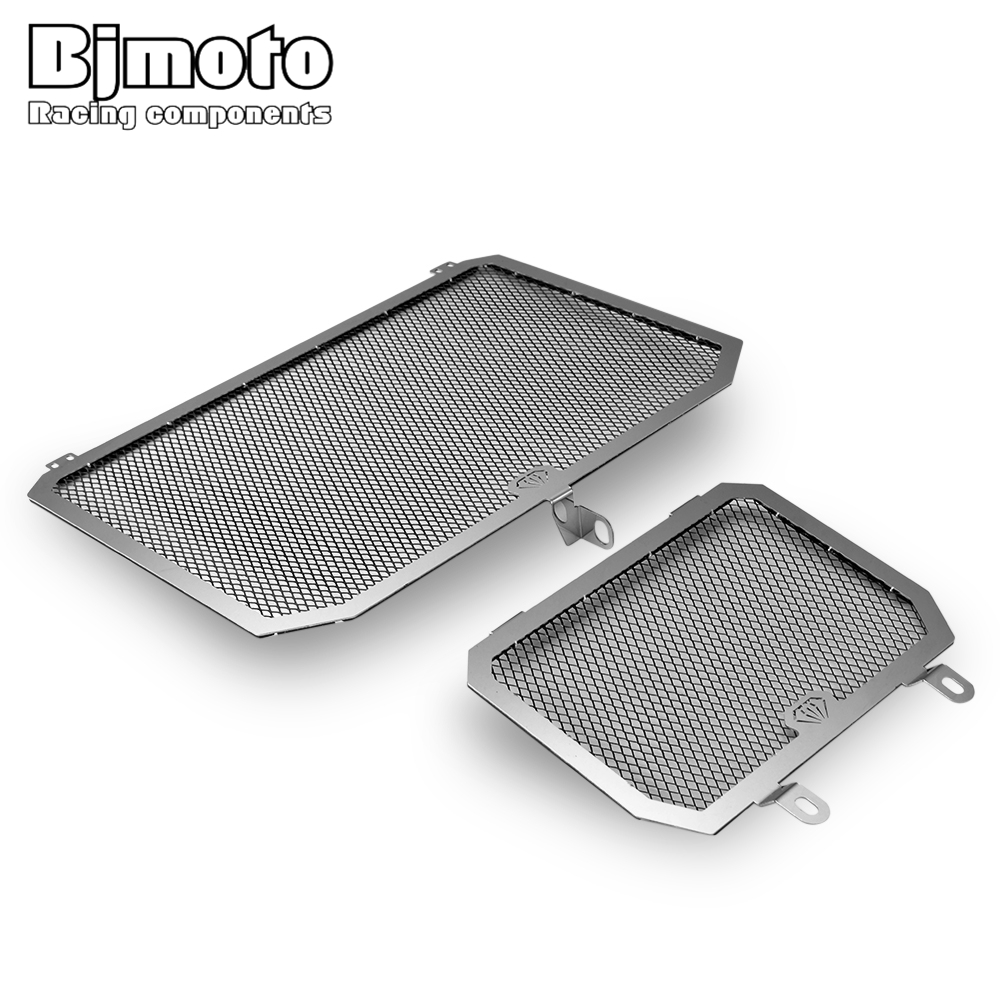 BJMOTO R1 Motorcycle Aluminum Radiator Guard Grille Oil Cooler Cover For Yamaha YZF-R1 2015-2017 Motorbike Engine Grill GuardsBJMOTO R1 Motorcycle Aluminum Radiator Guard Grille Oil Cooler Cover For Yamaha YZF-R1 2015-2017 Motorbike Engine Grill Guards