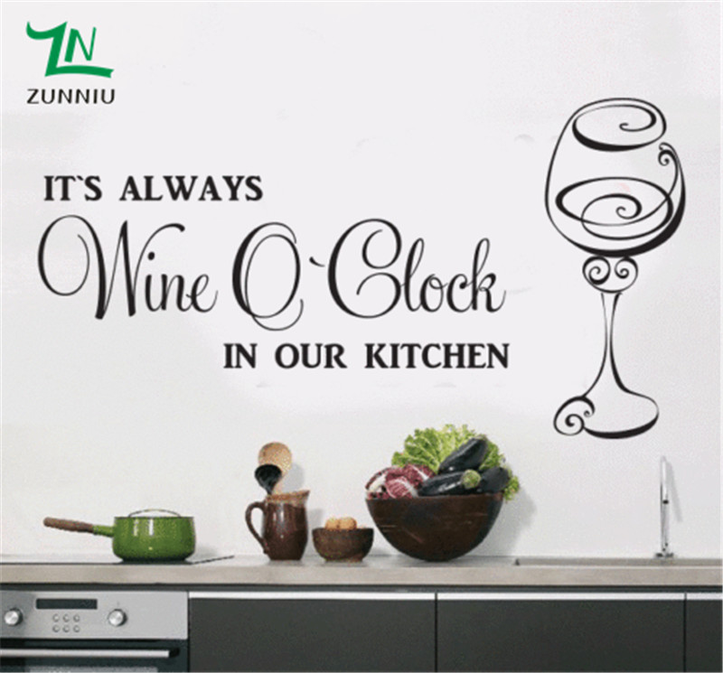 t2 quote words art removable vinyl mural wall sticker kitchen decal