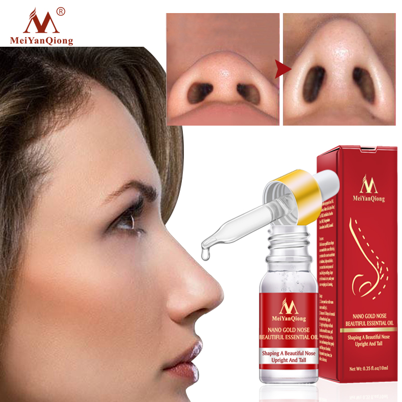 Essential-Oil Serum-Treatment Anti-Aging Slimming Skin-Care-Shape Moisturizing Nose Face-Care