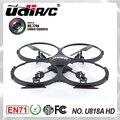 UDI U818A 2.4 GHz de 4 CANALES 6 Axis Gyro RC Quadcopter con 30 w Cámara 2 de la batería, 1TF 2 GB