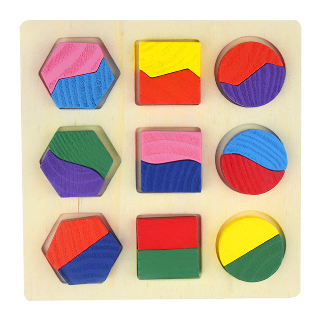 Educational Wooden Toy for Children