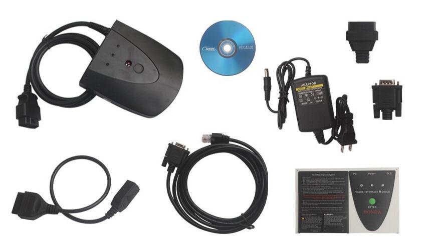 Новейшая версия V3.012.023 для Honda HDS HIM диагностический инструмент с быстрой доставкой