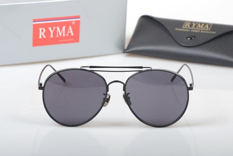 De Marke 2018 Rose Runde silver Sonnenbrille Luxus Pilot Frauen Sol Gold Black Oculos Für Mode pink Weibliche Fahren Spiegel r0xq4r6