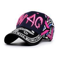 High Quality Adjustable Flat Cap Brand Men Women Outdoor Sports baseball cap Hat Snapback Classic embroidery Hip Hop Baseball