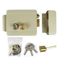 Electric Lock Electronic Door Lock For Vide Intercom Doorbell Door Access Control Security System F1666Y