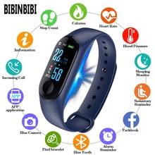 2020 デジタル腕時計新男性または女性スマート腕時計血圧睡眠心拍数モニタースマートバンドブレスレット防水