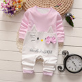 Baby girls Clothes Carter Cartoon Newborn Long Sleeve  baby Rompers baby Boys Clothes roupas de bebe infantil costumes
