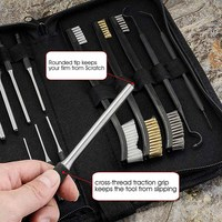 All-in-One Cleaning Kit Clean Brush Pick with Grip Roll Pin Punch Tool for Spray Water Device #4