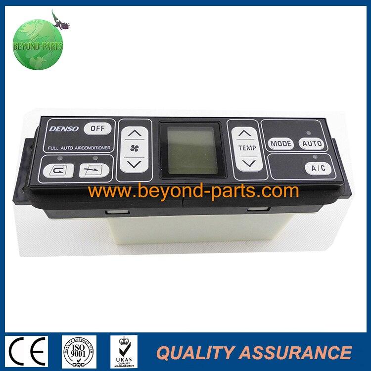 Komasu Pc-7 Pc200-7 Pc300-7 Pc350-7 Pc400-7 Bagger Klimaanlage Bedienfeld Dc 24 V