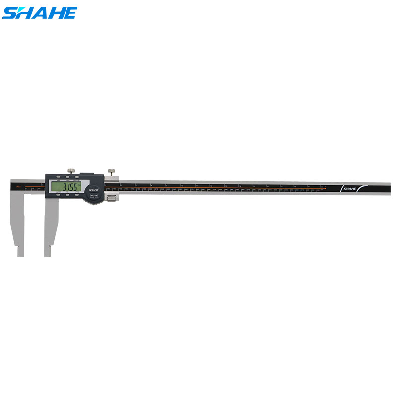 SHAHE 600 mm Digital Vernier Calipers Electronic Caliper Steel paquimetro digital Measuring Tools Messschieber Caliper Gauge digital diai gem caliper measures from 0 12 7 mm 0 5 by 0 01 mm 0 0005 goldsmith tool caliper jewelry measurement tools