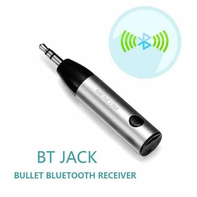 bluetooth audio receiver plug speaker hoofdtelefoon auto. Black Bedroom Furniture Sets. Home Design Ideas