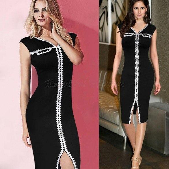 Aliexpress vestidos de verano mujer