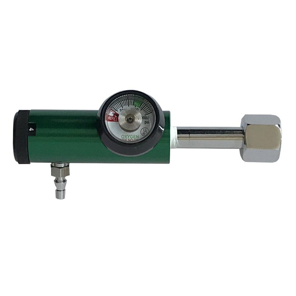 Régulateur de réservoir d'oxygène pédiatrique de haute qualité 0 4 LPM CGA540 Type MINI régulateur de débit pour cylindre O2 industriel-in Pièces de purificateur d'air from Appareils ménagers    1