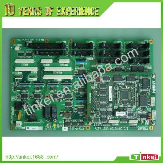 KM5-M4580-030 yamaha 100XE 100XG smt pick and place machine parts smt I/O conveyor unit assy electric juki smt yamaha cl 24mm tape feeder for pick and place machine