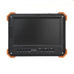 Neue 7 Zoll HD CCTV Tester Analog HD TVI AHD CVI 4MP 1080 P Kamera Tester VGA Hdmi-eingang 12V2A ausgang