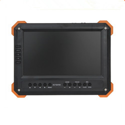 New 7 Inch HD CCTV Tester Monitor Analog HD TVI AHD CVI 4MP 1080P Camera Tester VGA HDMI Input 12V2A Ouput