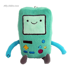 Hot Sale Beemo Adventure Time Plush Toy BMO Plush Doll Cartoon Stuffed Toys for Children Gift
