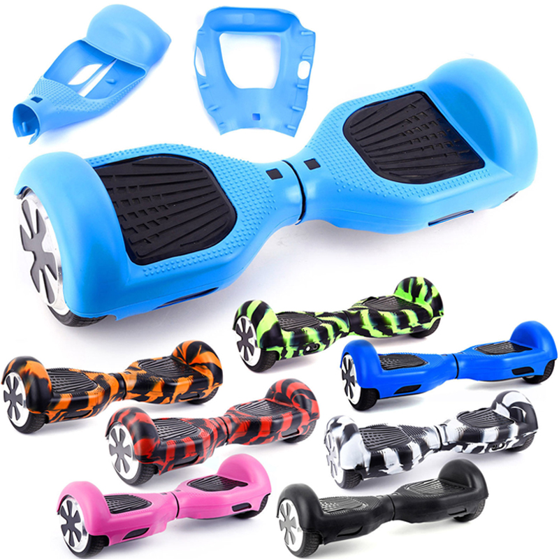 """For 6.5/"""" 2 Wheels Smart Self Balancing Scooter Hover Board Silicone Case Cover"""