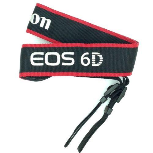 Camera Shoulder Neck Strap for Canon 6D DSLR camera