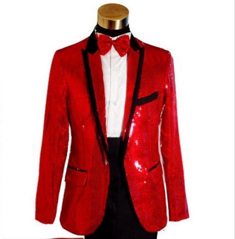 rouge Mode Chanteur Taille Bigbang Costumes bleu Discothèque Mince 2018 Vêtements or argent Robe Bar Noir Paillettes Plus Xxs Marié Hommes 6xl Costume La Gd nkXZwNP80O