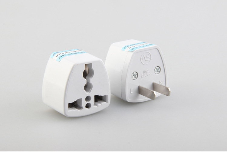 DINTO 100pcs/lot Universal Travel Power Plug EU UK AU to US ...