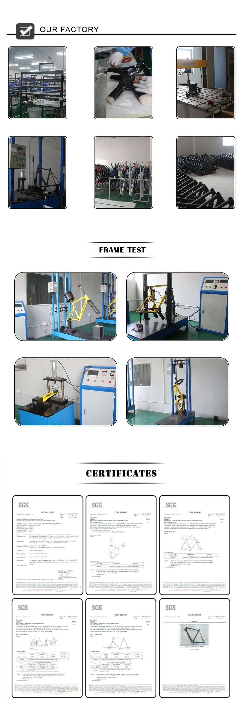 Factory&Certificates