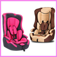 Baby Toddle Child Adjustable Removable Car Safety Chair Seat With Safety Belt 9M 12Y