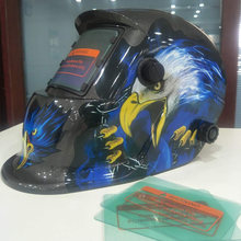 Удобный сварочный шлем на солнечной батарее mig tig arc chameleon